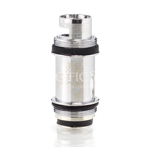 Aspire Aio PockeX U-Tech Coils 0.6ohm 5/PK - Clouds and Coils Vape Shop