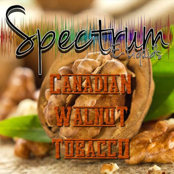 Canadian Walnut Tobacco - Spectrum