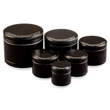 Aerospaced 4-Piece Grinder / Sifter - Clouds and Coils Vape Shop