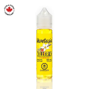Killer K Starberry - Vapetasia - Clouds and Coils Vape Shop