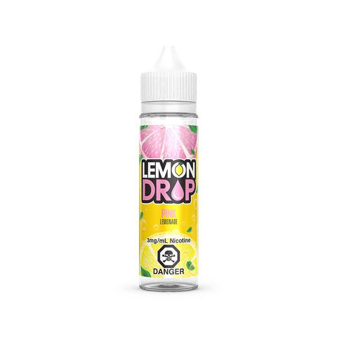 Pink Lemonade - Lemon Drop - Clouds and Coils Vape Shop