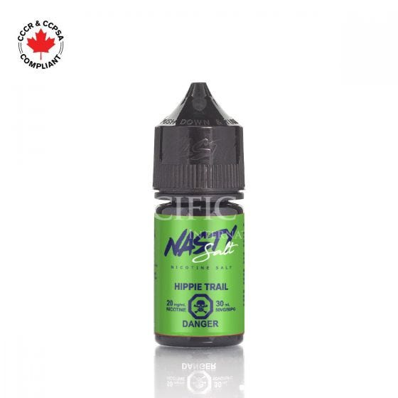 Hippie Trail (Salt Line) - Nasty Juice - Clouds and Coils Vape Shop
