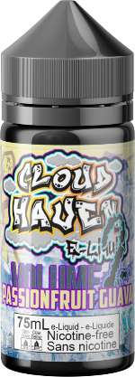 Passionfruit Guava Iced Vol 2 - Cloud Haven