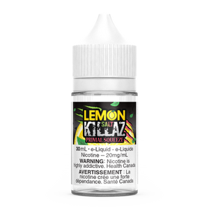 Primal Squeeze Salt - Lemon Killaz
