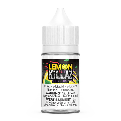 Sour Stomp Salt - Lemon Killaz