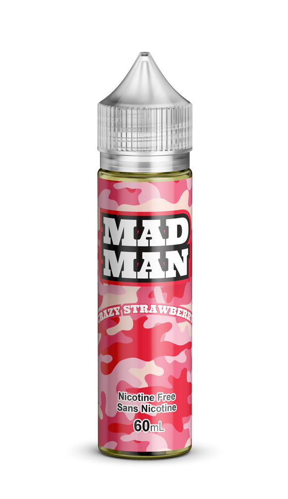 Crazy Strawberry - Mad Man