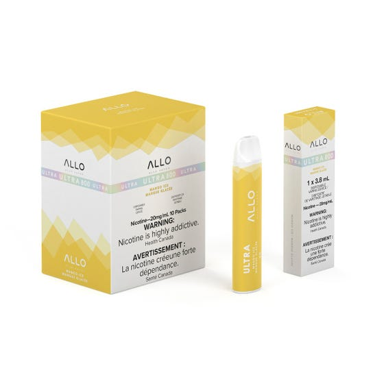 Mango Ice - ALLO ULTRA DISPOSABLE