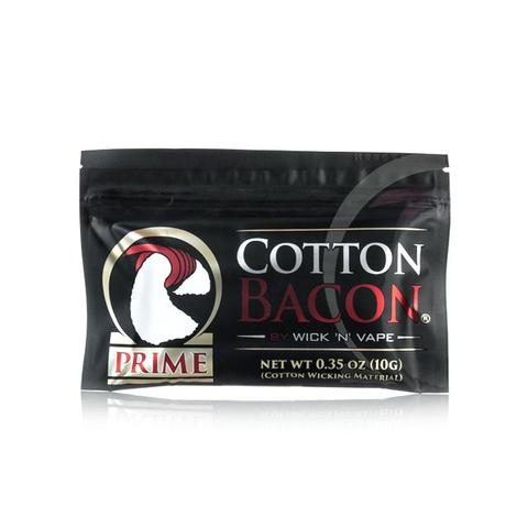 Cotton Bacon Prime By Wick 'N' Vape - Clouds and Coils Vape Shop