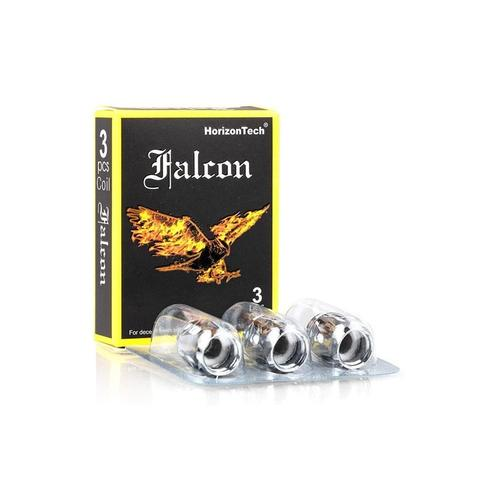 Horizontech Falcon Coils (3 Pack) - Clouds and Coils Vape Shop