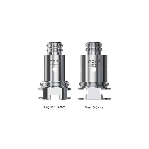 SMOK NORD REPLACEMENT COILS (5 PACK) - Clouds and Coils Vape Shop
