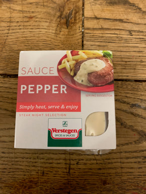 Pepper Sauce - The Cheshire Butcher