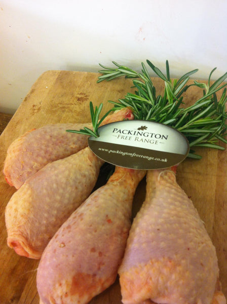 Herb Fed, Free Range Chicken Drumsticks