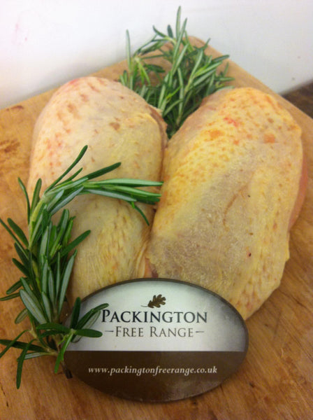 Herb Fed, Free Range Chicken Fillets