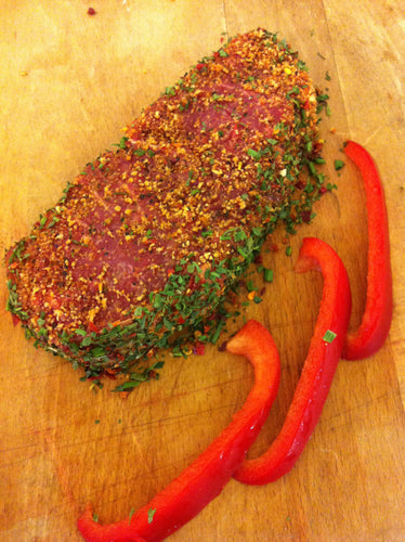 Peppered Rump Steak