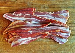 Traditional Dry Cured Streaky Bacon