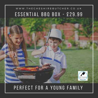 Basic BBQ Box - Ideal for a young family.