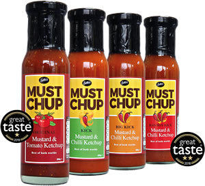 Must Chup Sauce - The Cheshire Butcher