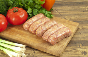 Traditional Pork Sausage - Thin