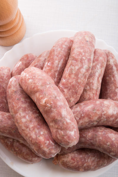 Pork and Black Pudding Sausage