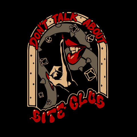 LRR x Jacob Burgess Bite Club Shirt