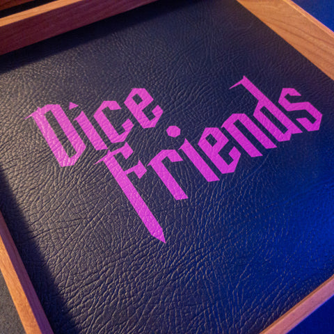 Dice Friends Tabletop Dice Tray