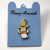 Sheriff Spoopifer Pinny Arcade Pin