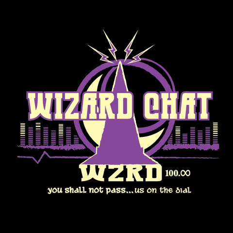 WZRD Chat Shirt - SALE