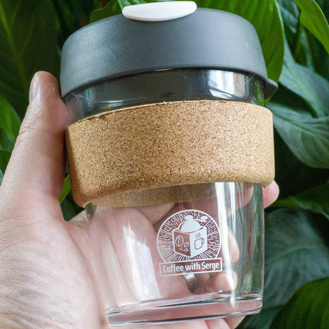 Coffee with Serge KeepCup