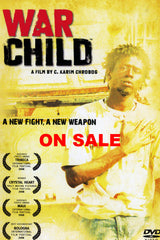 Emmanuel Jal - War Child Documentary (DVD)