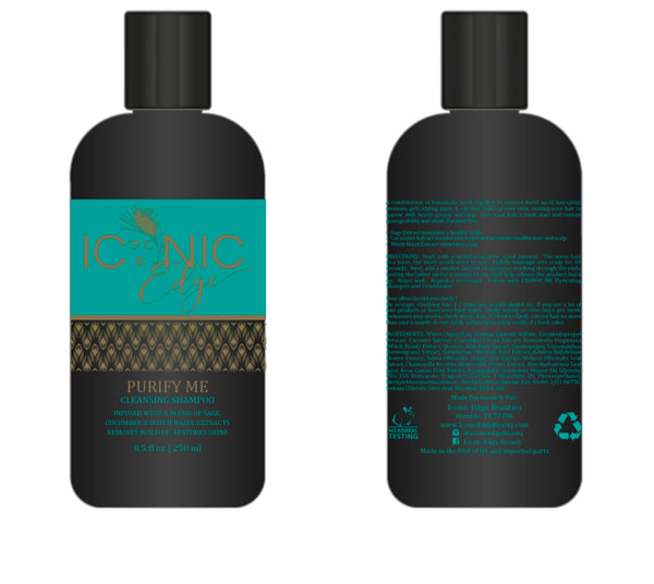 Purify Me Invigorating Cleansing Shampoo