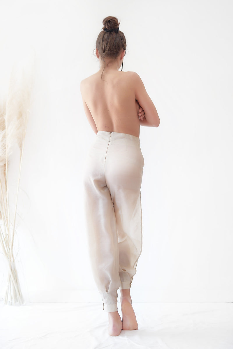 Sherazad, Ahimsa Silk - Long Pants