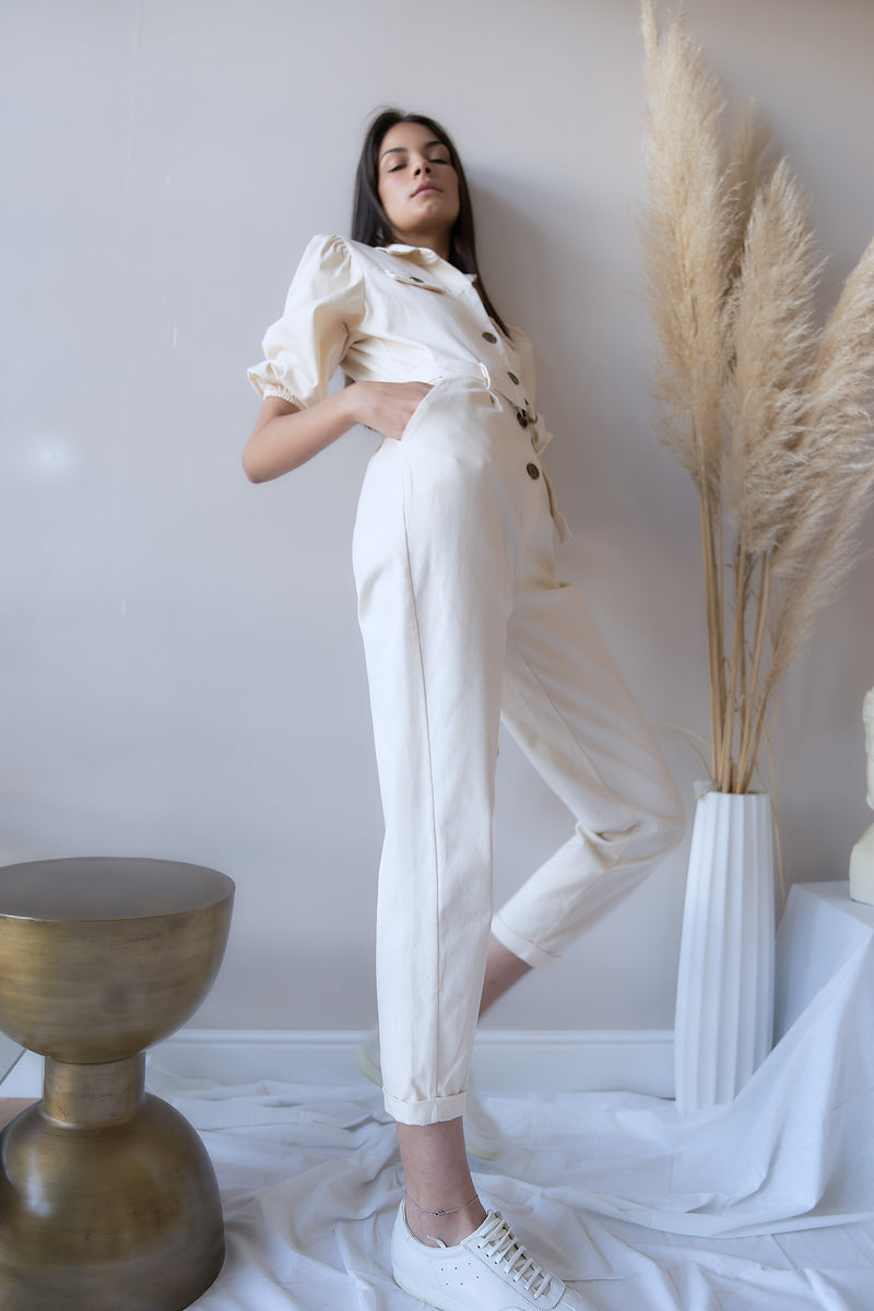 Hariett Race, Org. Cotton/Hemp - Jumpsuit