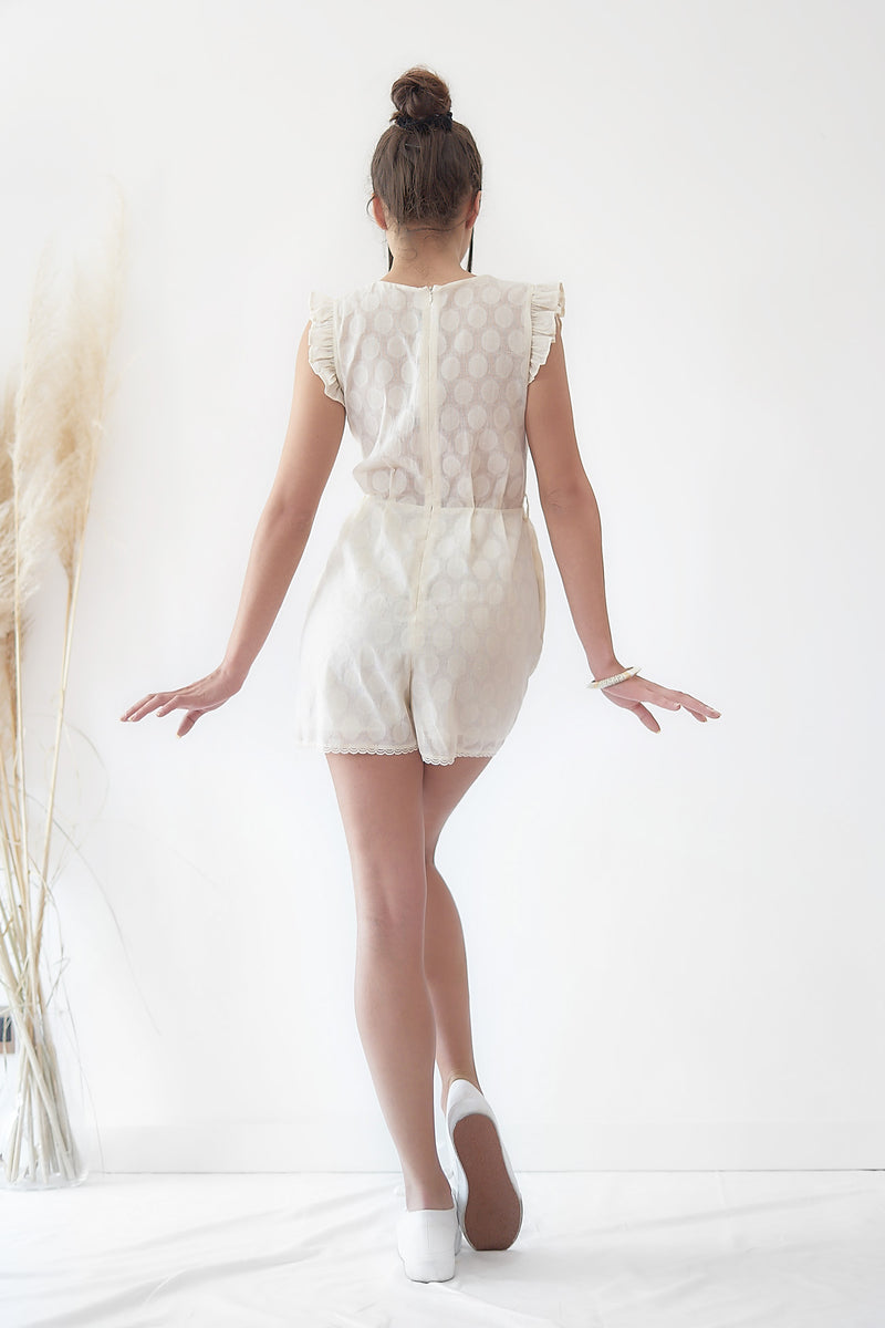 Billie JK, Organic Cotton - Playsuit