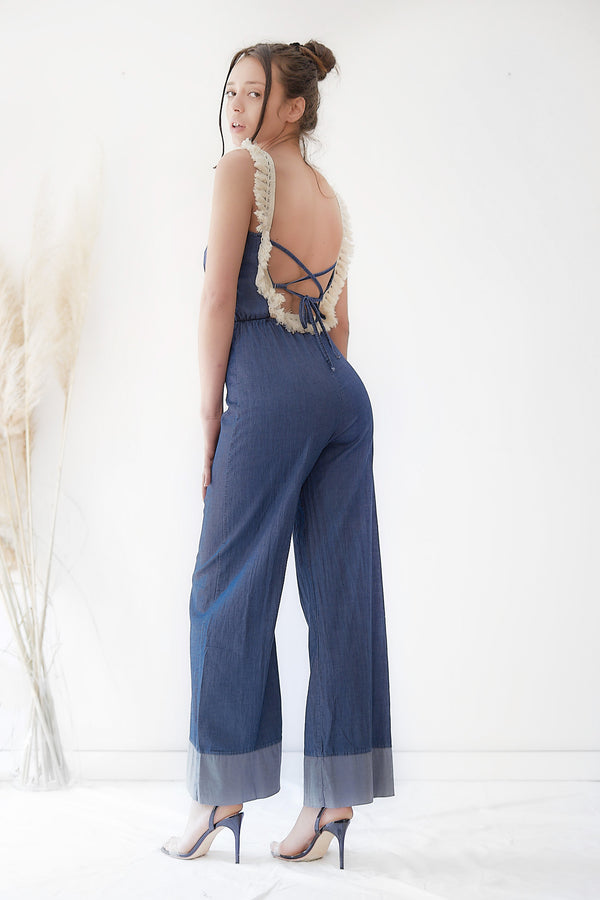 Tencel Denim - Jumpsuit