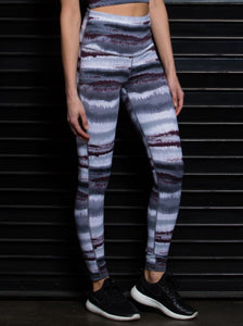 MAIA BACK ZIP POCKET LEGGINGS