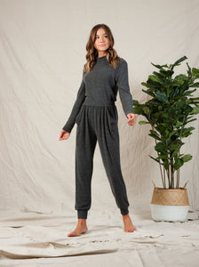 Hester Mock Neck top and Jogger Set!