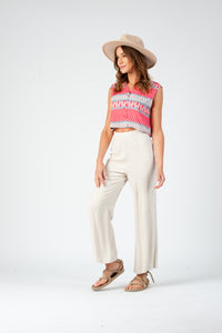 BAJA GUAVA CROP TOP