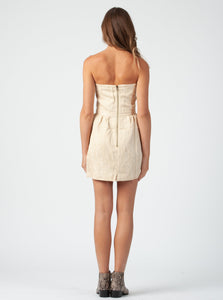 Ivory Isle Strapless Dress