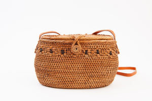 TALARA BASKET PURSE