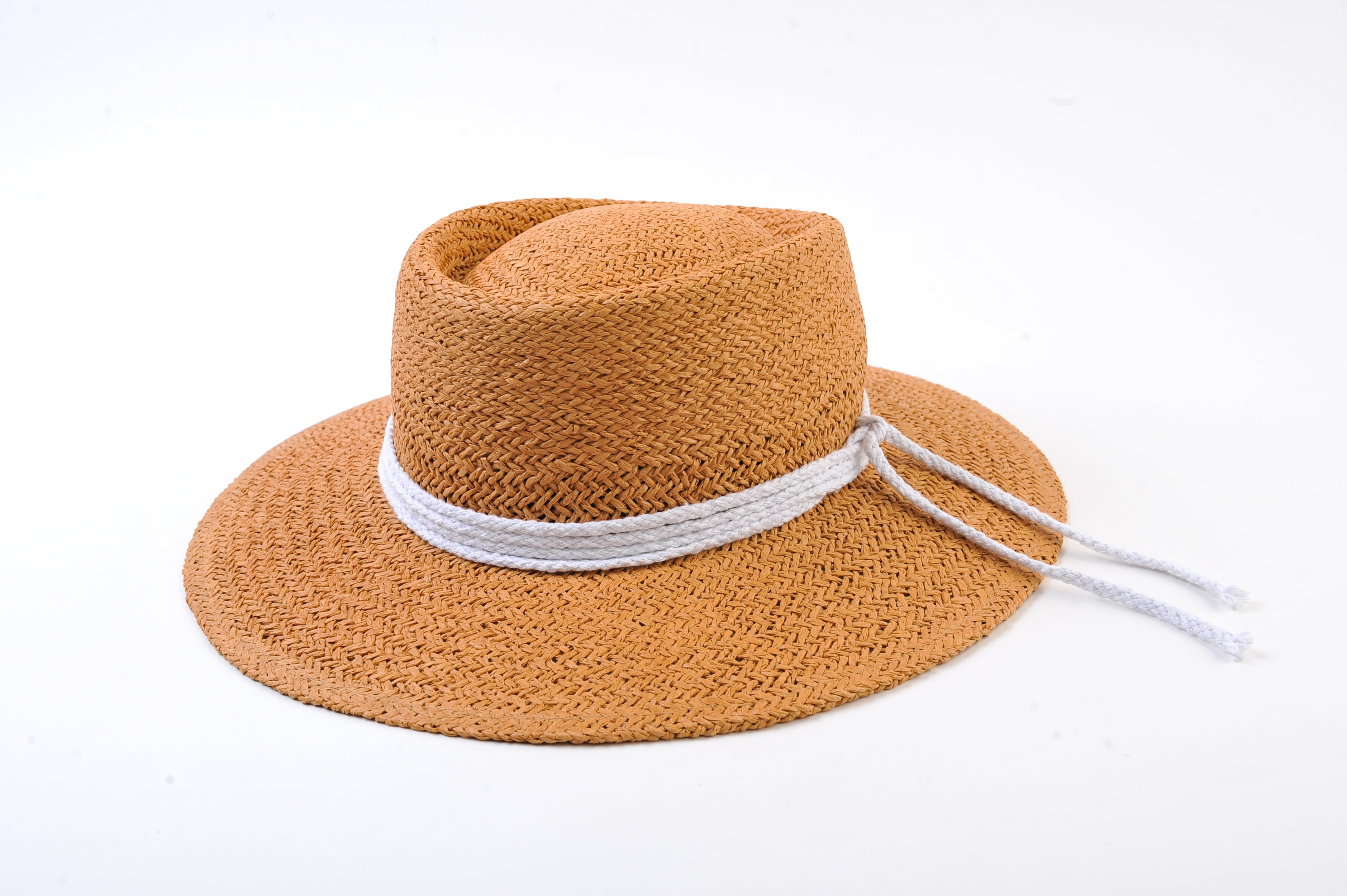 ESME ROPE BOATER | TAN