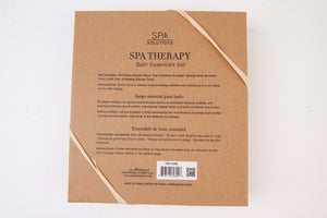 SPA THERAPY Bath Essential 5 pc. Set