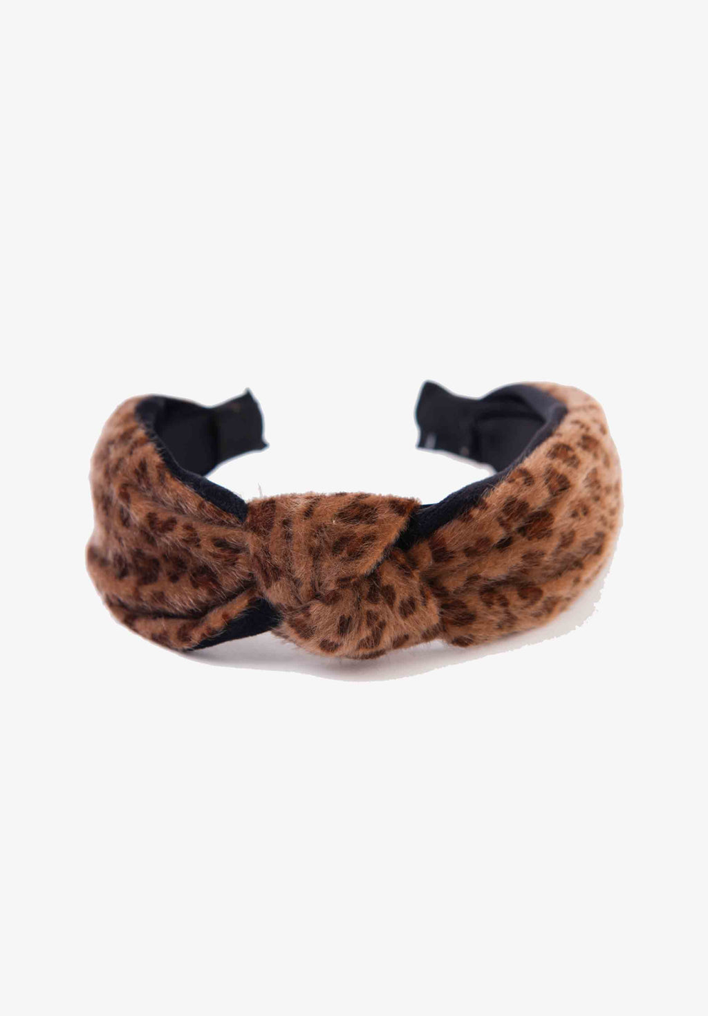 TURBAN HEADBAND | LEOPARD