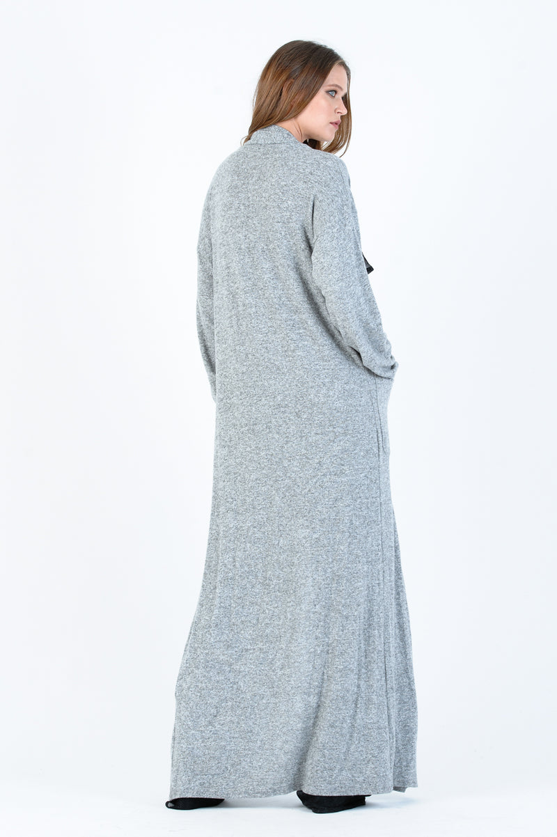 HOLLAND DUSTER CARDIGAN | PEPPER