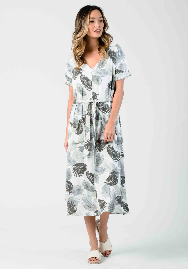 AMARYLLIS SLIP ON DRESS | SABEL PALM