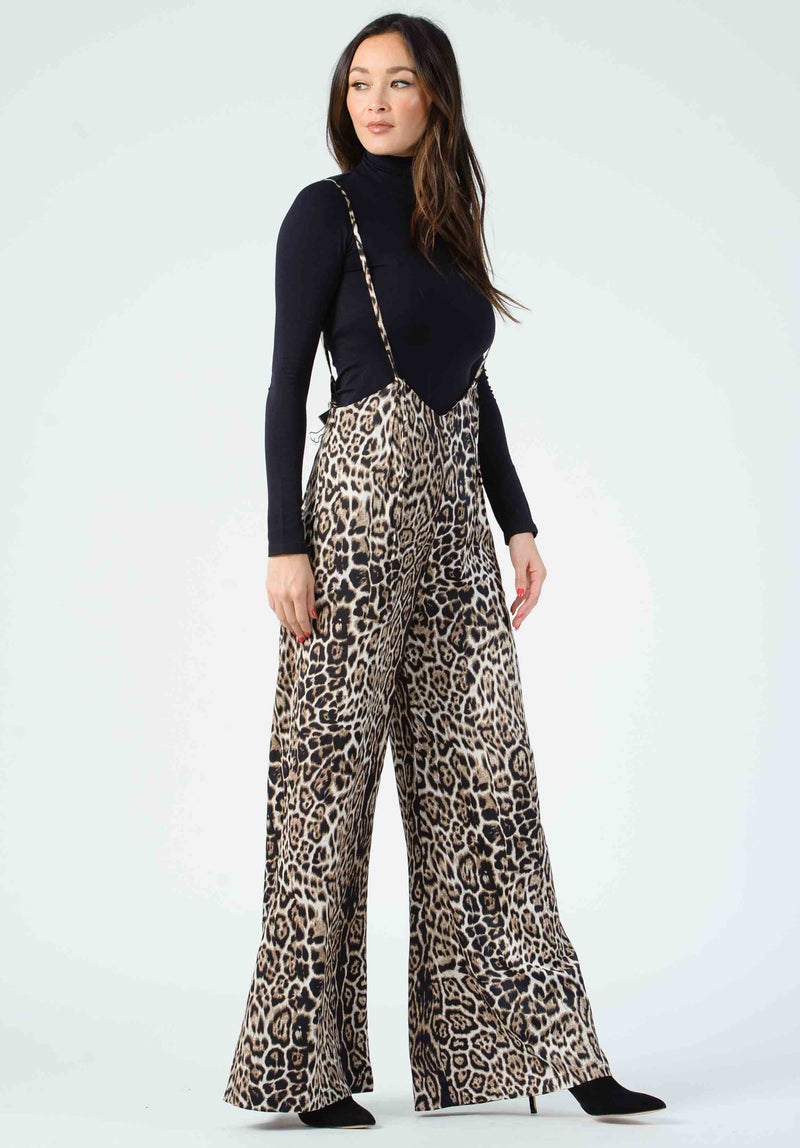 JORDAN JUMPSUIT | CHEETAH