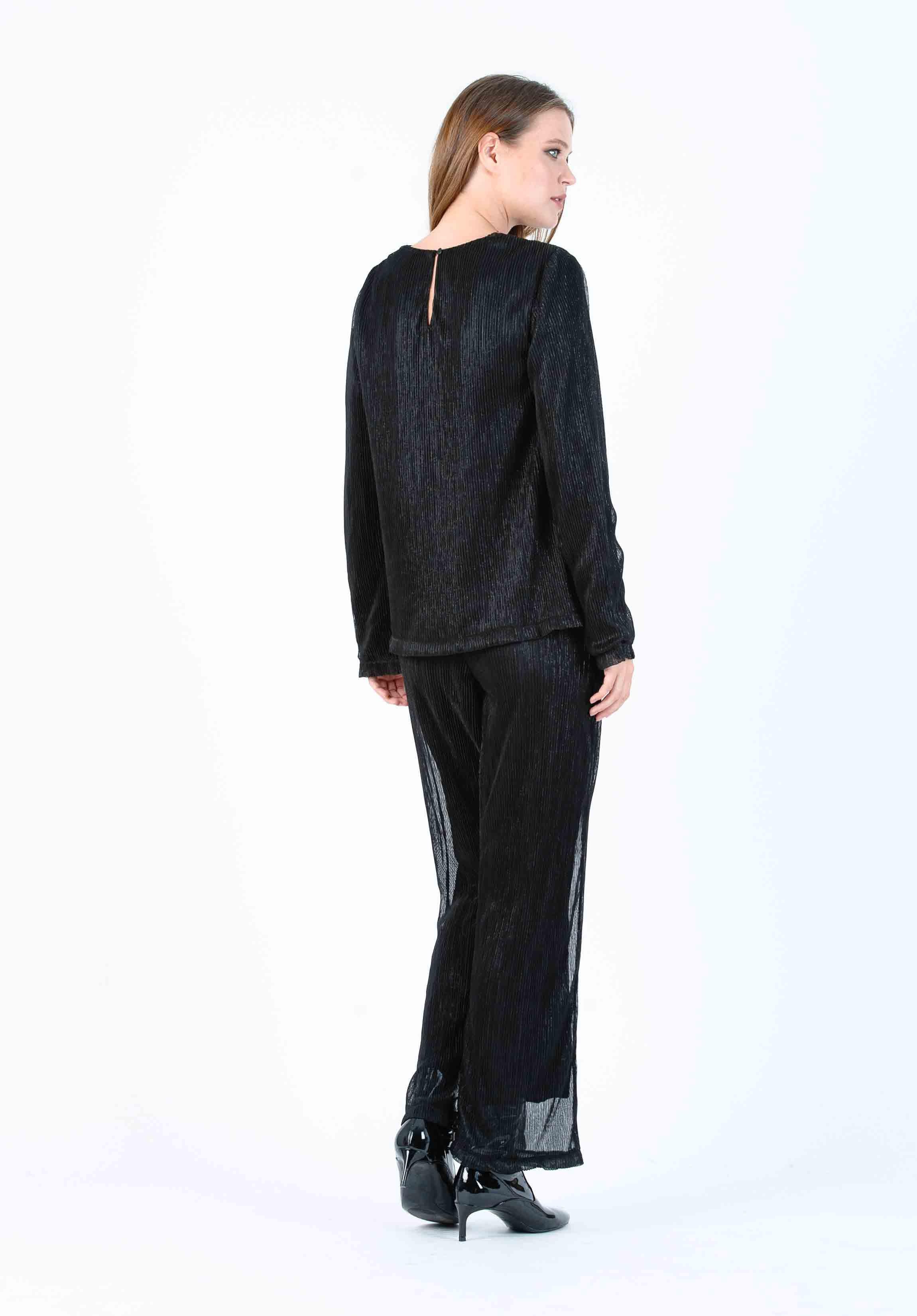 SYCAMORE BOOT CUT PANT | ONYX