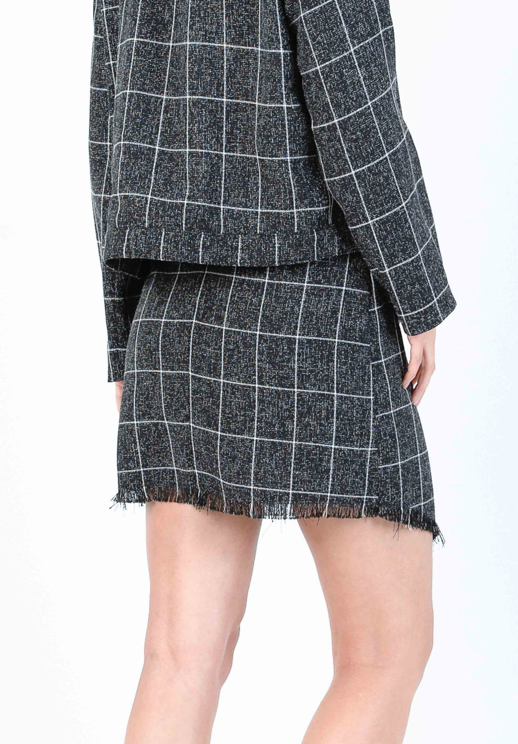 JOANNA MINI SKIRT | TWILIGHT PLAID