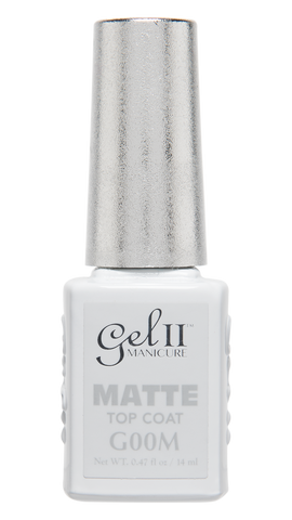 No Cleanse Matte Top Coat G00M