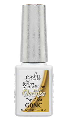 No-Cleanse Top Coat