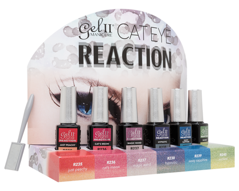 Cat Eye Reaction Collection Kit